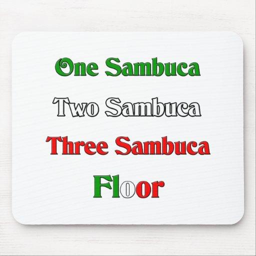 One Sambuca Mouse Pad