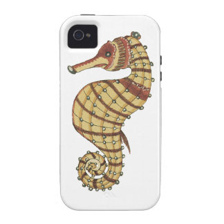 One Seahorse Case-Mate iPhone 4 Cases