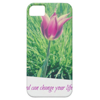 one second can change your life forever iPhone SE/5/5s case