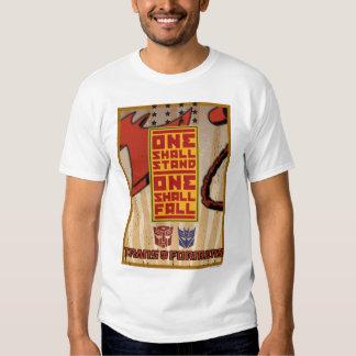 One Shall Stand. One Shall Fall. Tee Shirts