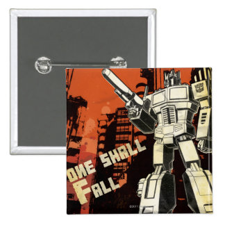 One Shall Stand (Urban) 2 Inch Square Button