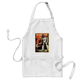 One Shall Stand (Urban) Adult Apron