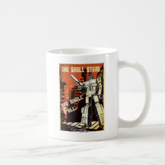 One Shall Stand (Urban) Classic White Coffee Mug