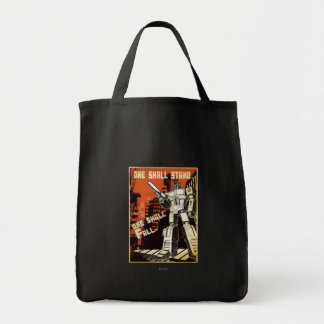 One Shall Stand (Urban) Grocery Tote Bag
