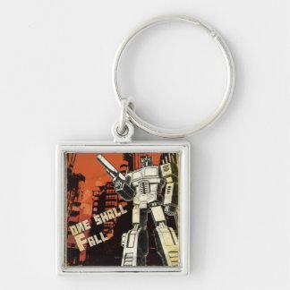 One Shall Stand (Urban) Keychain