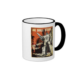 One Shall Stand (Urban) Ringer Coffee Mug