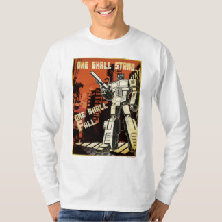 One Shall Stand (Urban) T Shirts