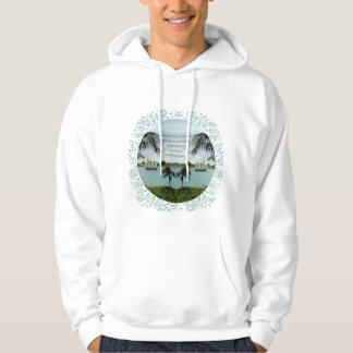 One Ship Sails East . . . another West Hoodie