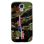 One Shot One Kill M24 iPhone 3 Case Tiger Stripe