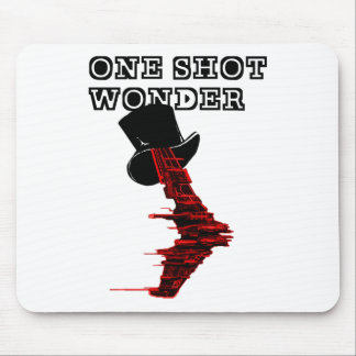 One Shot Wonder Mouse Pad