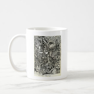 One-Sided Competition, by Brian Benson Coffee Mug