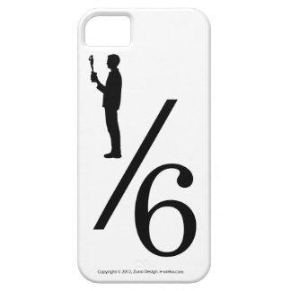 One Sixth action figure iPhone 5 Cases