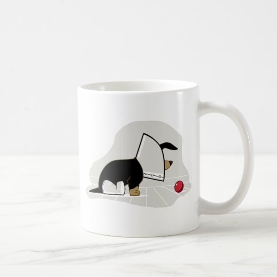 One Size Fits All Coffee Mug
