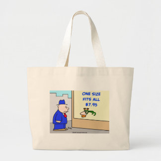 one size fits all tote bags