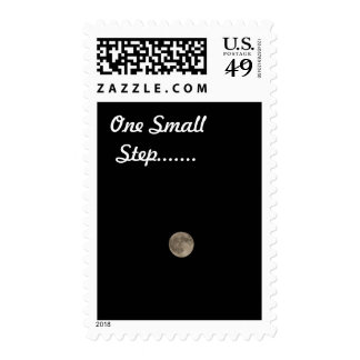 One Small Step....... Postage