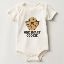 One Smart Cookie Baby Bodysuit