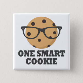 One Smart Cookie Button