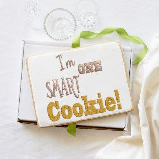 One Smart Cookie Jumbo Shortbread Cookie