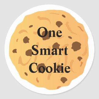 One Smart Cookie Stickers