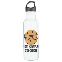 One Smart Cookie Water Bottle