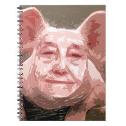 One Smart Pig Notebook