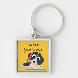 One Smart Puppy Key Chains