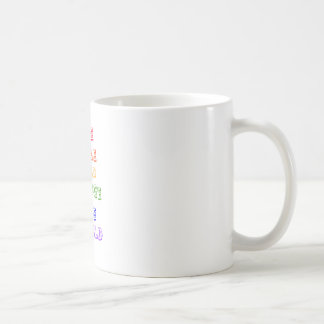 one smile could change the world coffee mug