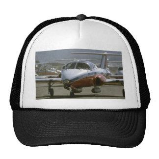 One Snowbird Jet On Ground Hats