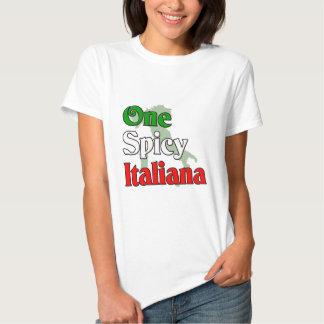 One Spicy Italiana T Shirt
