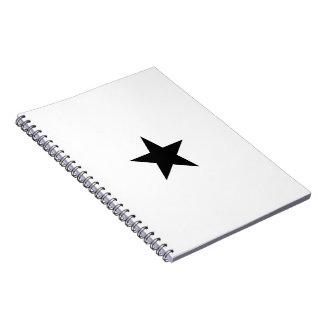 One Star Notebook
