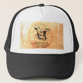 One status update away from a nervous breakdown trucker hat