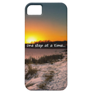 One Step at a Time iPhone SE/5/5s Case