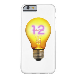 One step at a time Switched on AA Barely There iPhone 6 Case