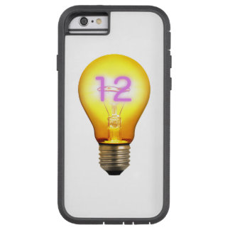 One step at a time Switched on AA Tough Xtreme iPhone 6 Case