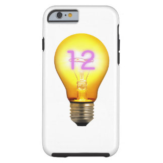 One step at a time Switched on AA Tough iPhone 6 Case