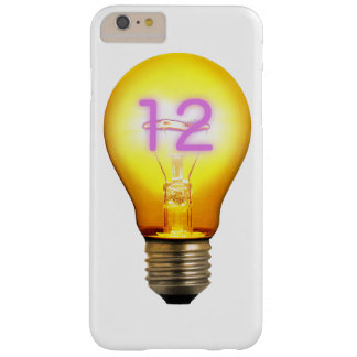 One step at a time Switched on AA Barely There iPhone 6 Plus Case