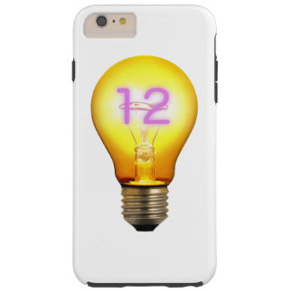 One step at a time Switched on AA Tough iPhone 6 Plus Case