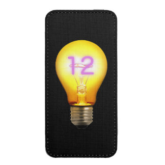 One step at a time Switched on AA iPhone 5 Pouch