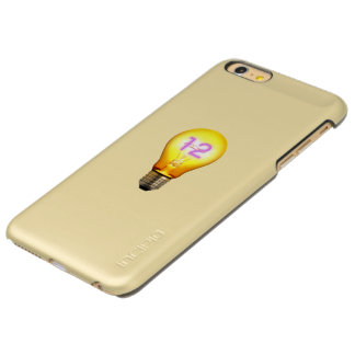 One step at a time Switched on AA Incipio Feather® Shine iPhone 6 Plus Case