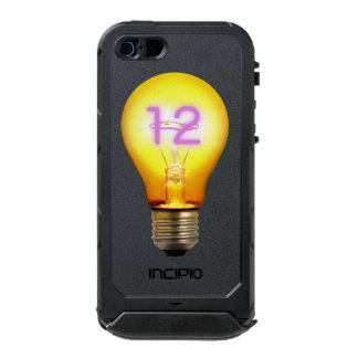One step at a time Switched on AA Incipio ATLAS ID™ iPhone 5 Case
