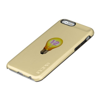 One step at a time Switched on AA Incipio Feather® Shine iPhone 6 Case