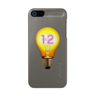 One step at a time Switched on AA Incipio Feather® Shine iPhone 5 Case
