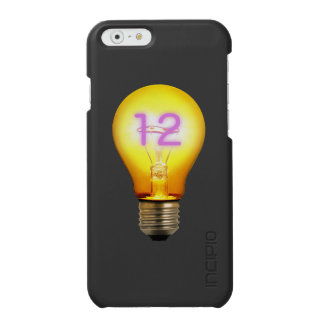 One step at a time Switched on AA Incipio Watson™ iPhone 6 Wallet Case