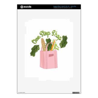 One Stop Shop iPad 3 Decals
