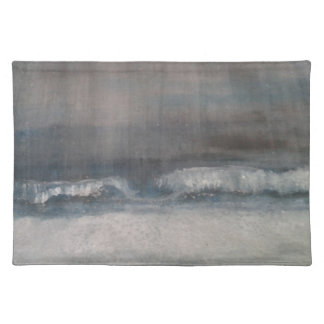 One Stormy Evening Cloth Placemat