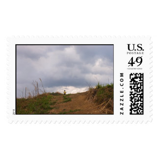 one stormy path postage