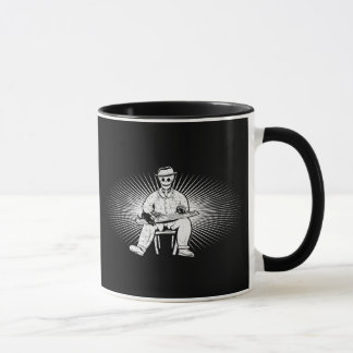 One String Skeleton Mug