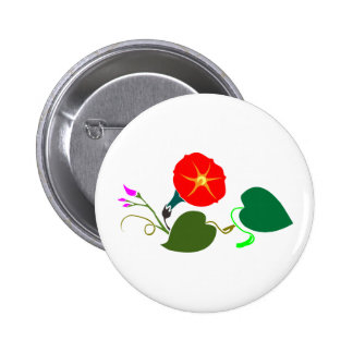 ONE Sweet Flower: Add your GREETING / Commendation Pin