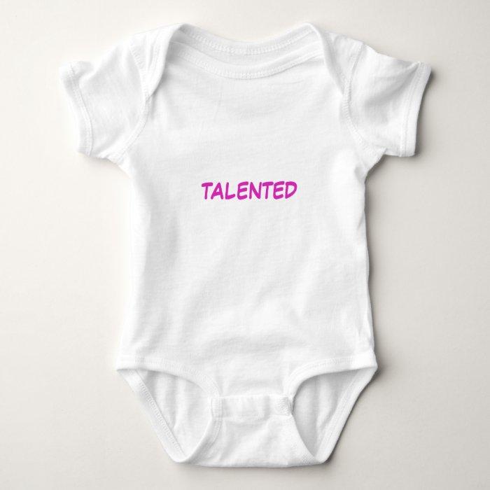 One-sy 4 any baby/toddler professing their skills baby bodysuit