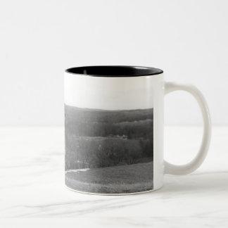 One sycamore Two-Tone coffee mug